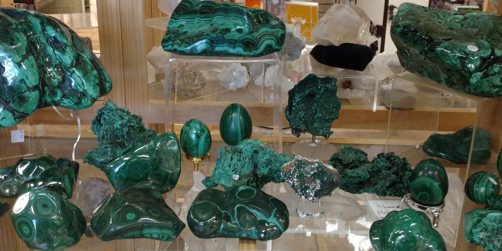 Mineral Malachite