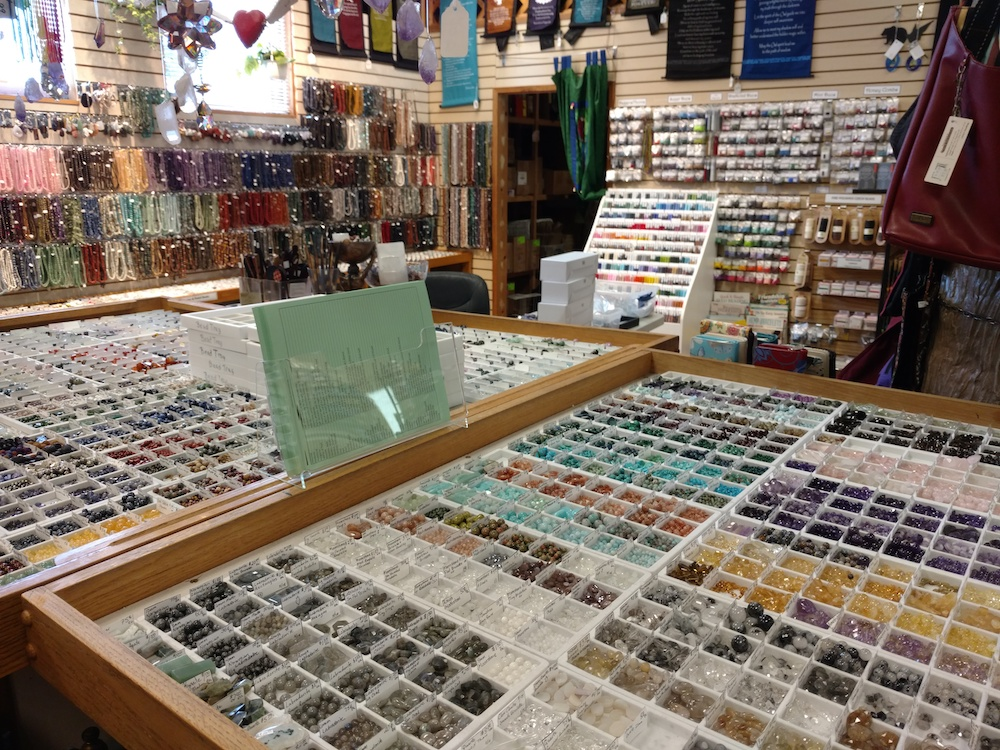 1000s of beads to choose from