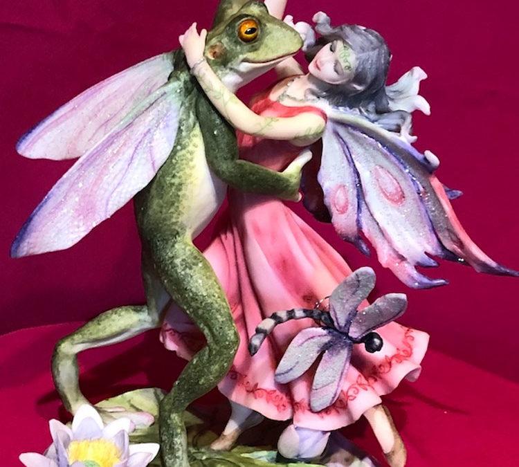 Dancing Frog