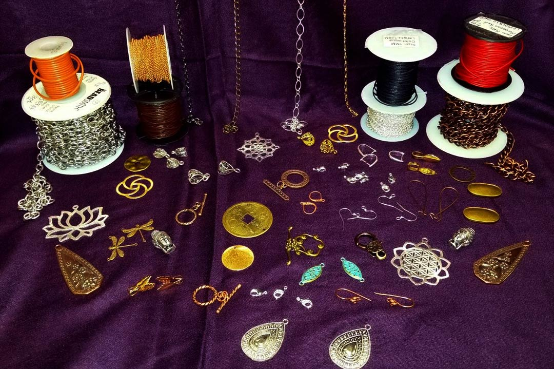 Findings Chain and Wirewrap ideas.