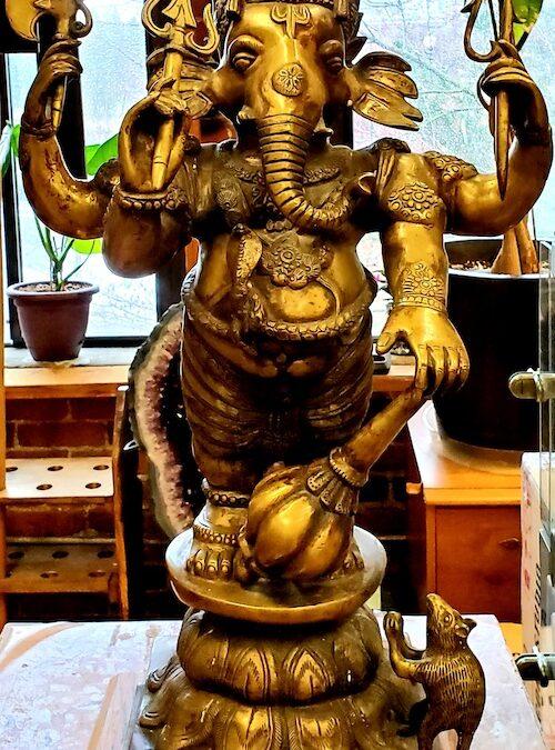 Giant Ganesh